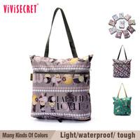 vivisecret fruit and vegetables folding shopping bag