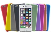 Hot selling wholesale 0.3mm ultra thin PP phone case for iphone 6 plus