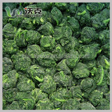 IQF hot sell frozen fresh spinach