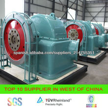 water turbine for hydro power plant