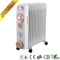 2015 New design high quality electric oil filled heater lowes