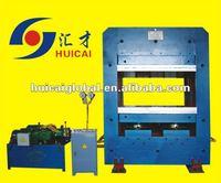 silicone watch machinery/rubber sheet vulcanizering press/tire making machine