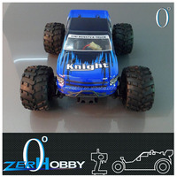 RC CAR 1/18 SCALE 4WD POWER MONSTER TRUCK 94806