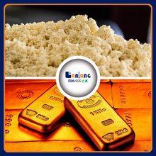 Resina de intercambio de iones para la industria minera