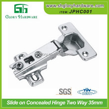 useful without soft closing classical 60g slide on hinge