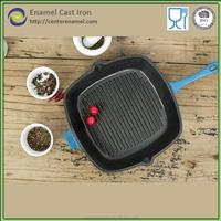 cast iron grill pan cast iron dutch oven cookware sets factory