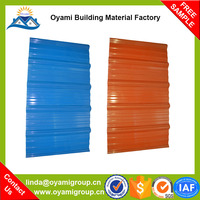 Construction materials professional OEM Service stone coated roofing tile for construction