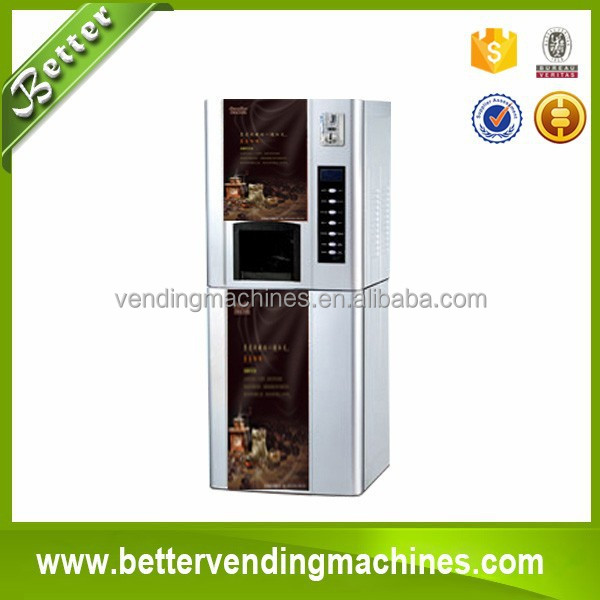 chocolate coffee machine