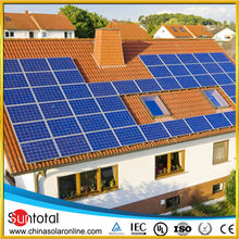 solar power energy system project in America