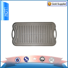 double sides fry pan, double sides grill pan