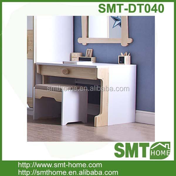 melamina mdf mfc modelo moderno tocador para dormitorio