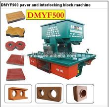 clay interlocking block machine for sale TYPE CJ-600