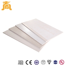6mm-25mm Paintable Interial Wall Light Weight Fire Rated Panel for Europe Market