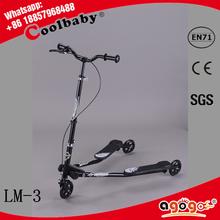 HOT saleing new Fahsionable 100mm pu wheel speeder bike