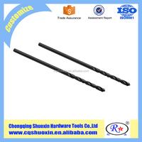 custom made CNC cutting tools long drill bit DVO alloy drilling