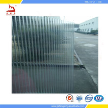 Building Materials Sunhouse Materials Polycarbonate hollow sheet, PC sheet Panel