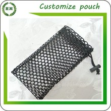 Hongway Customize drawstring mesh bag