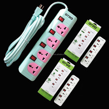 110V Electrical Outlet with USB extension socket, power strip, surge protector for Mexico / Thailand/ India/ Lebanon/Isreal