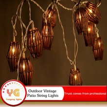 CE ROHS LED pathway light led patio string lights for Christmas holiday outdoor ornament lighting