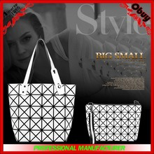 2015 changeable shape transform pvc handbag, magic bags alibaba china wholesale