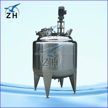 butter cooking and mixing tank heating type shampoo mixing tank