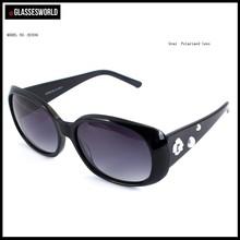 2015 Wholesale Women Sunglasses with Polaried UV Lens