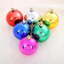 solar christmas light ball best design plastic ballon new arrival christmas decoration
