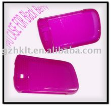 Mobile phone case(TPU case/Soft case for BlackBerry 9630/Tour)