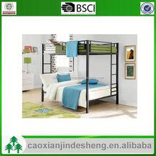 Bedroom Furniture metal bunk bed triple bed Cold-rolled steel antique