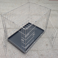 Buy wholesale from China dog cage for sale cheap / pet cage