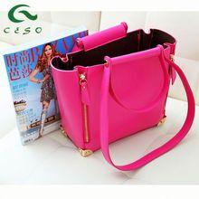 PU leather fashion bags individual ladies handbags