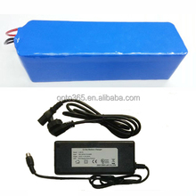 Li-ion rechargeable battery pack 48V 15Ah for ebike