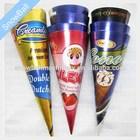 160mm sorvete cone de papel da luva