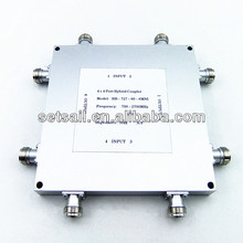 700-2700MHz RF 4:4 Hybrid matrix / Combiner (4in 4out Waterproof)