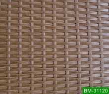 100% HDPE All Weather Durable Wicker Core for Weaving Furniture BM-31120