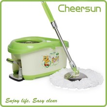 S/S Pole Material the new deluxe spin mop as seen on TV