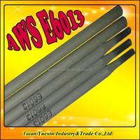 Carbon Steel Welding Electrode Aws E6013 Arc Welding Electrode Rutile