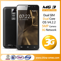 New Best 5'' Dual SIM 3G Android Java Games Touch Mobile Latest Techno Phone