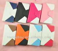 New Design Wallet Cover Book Case For Samsung Galaxy S2 I9100 Case