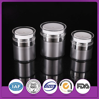 wholesale special plastic container for cosmetic empty cream jar