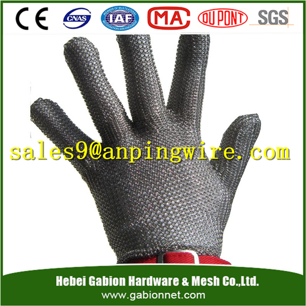 Stainless Steel Chain Mail Gloves Butcher Stailess Steel