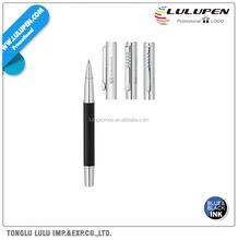 Contrast Stitch Design Rollerball Promotional Pen (Lu-Q90144)