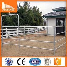 America Safe, Spacious & Easy to Assemble Round Pens / Single Horse Corrals / Double Horse Corrals