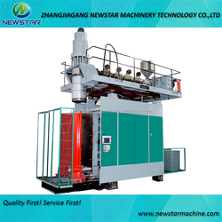 ABS buoy blow molding machine floating cube making machines