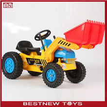Plastic pedal cars for kids /kids tricycle pedal car