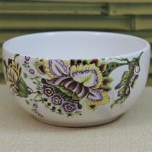 Decorative Ceramic Fruit Bowl Antique Style