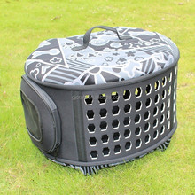 Foldable Pet Carrier For Dogs and Cats