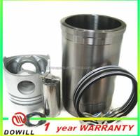 liner kit for 6D14, many cylinder liner kit in stock