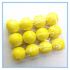 2.5 inch mini sport volleyball toys 12 pcs colorful cheap pu stress ball EN71