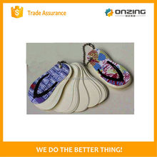 Onzing good quality different shaped combined die-cut sticky notes in the plastic box